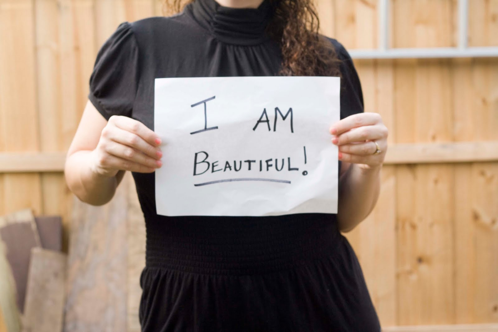 Test: Am I Beautiful?