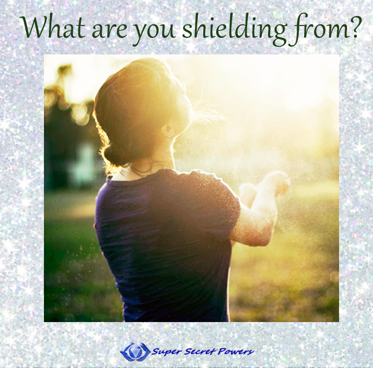 what are you shielding from