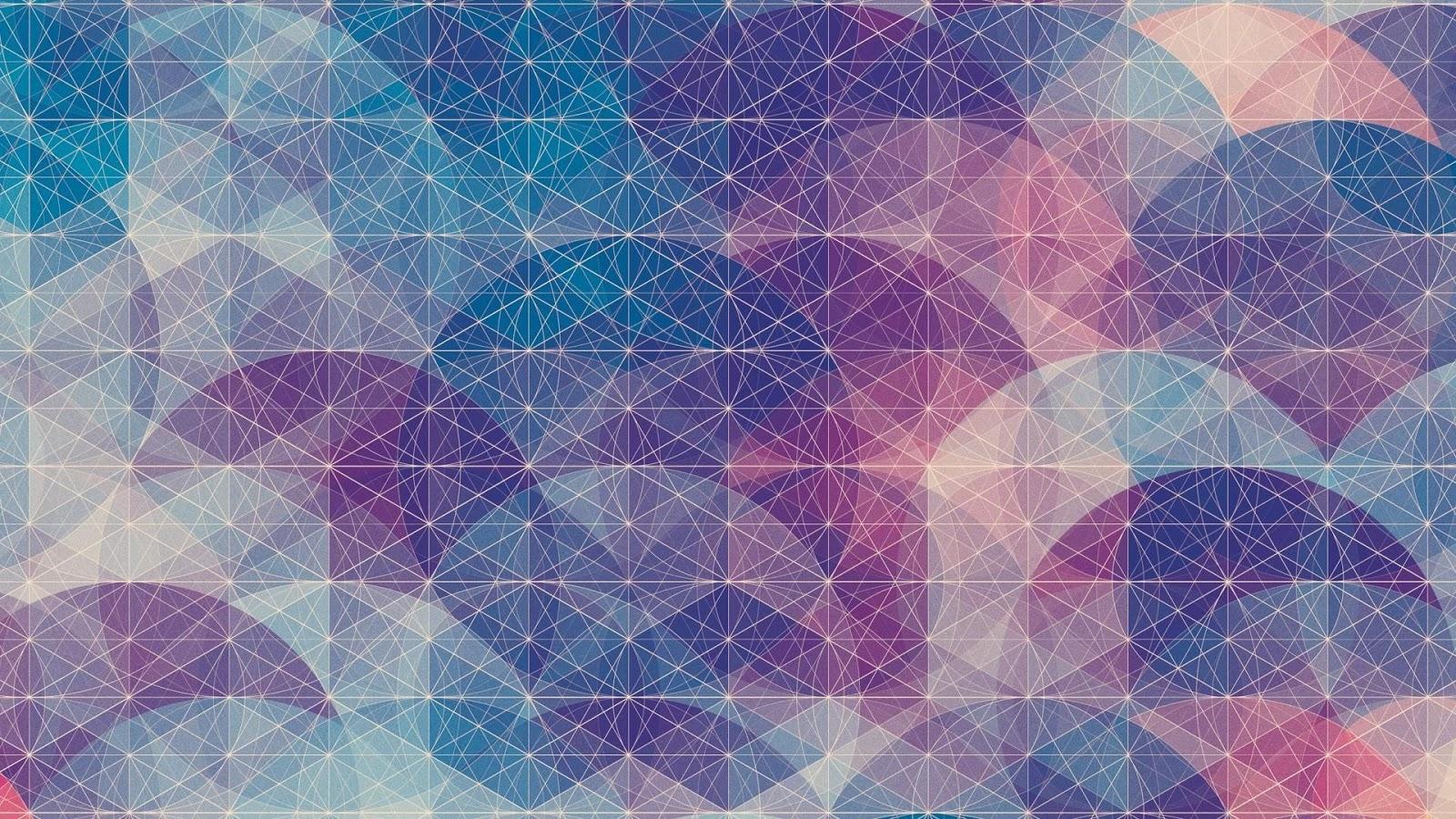 Geometric Wallpaper In High Definition Super Secret Powers