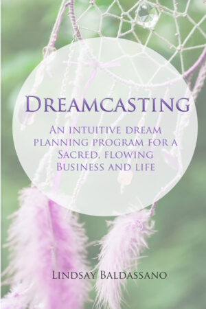 Dreamcasting an intuitive dream planning program for a sacred and flowing business and life