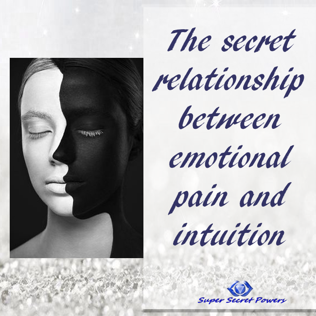 The secret relationship between pain and intuition