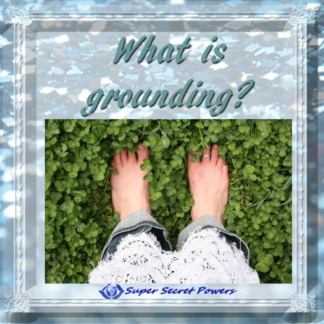 What is grounding