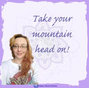 Take your mountain head on!
