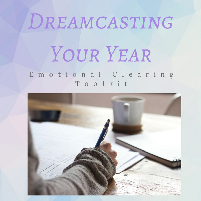 Dreamcasting Your Year emotions toolkit