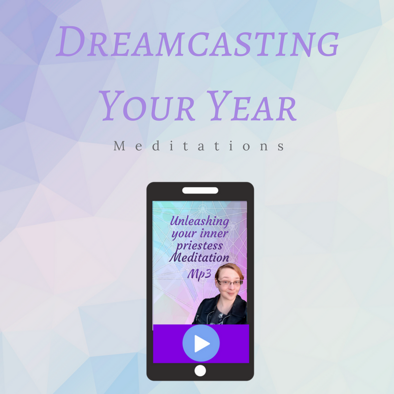 Dreamcasting Your Year meditations