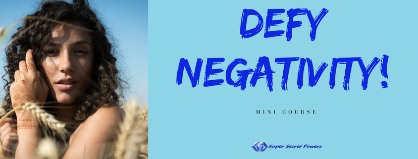 Defy Negativity course