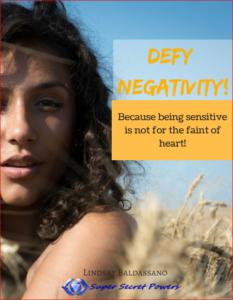 defy negativity