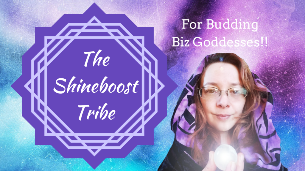 Shineboost tribe for biz goddesses