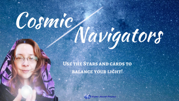 Cosmic navigators yearly stars and cards guide