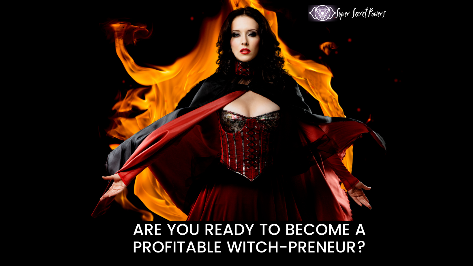 ready to be come a profitable witchpreneur