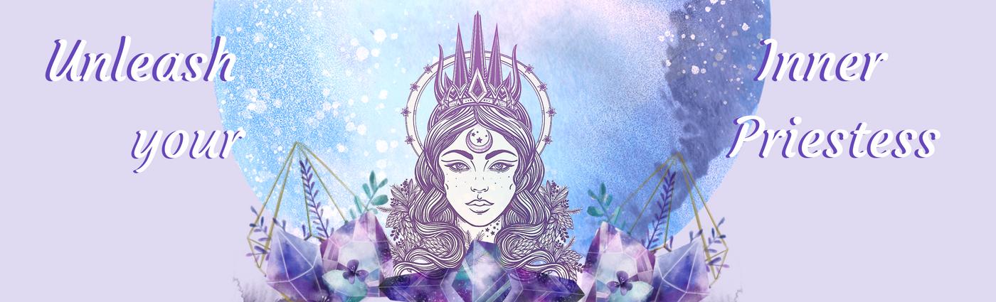 unleash your inner priestess