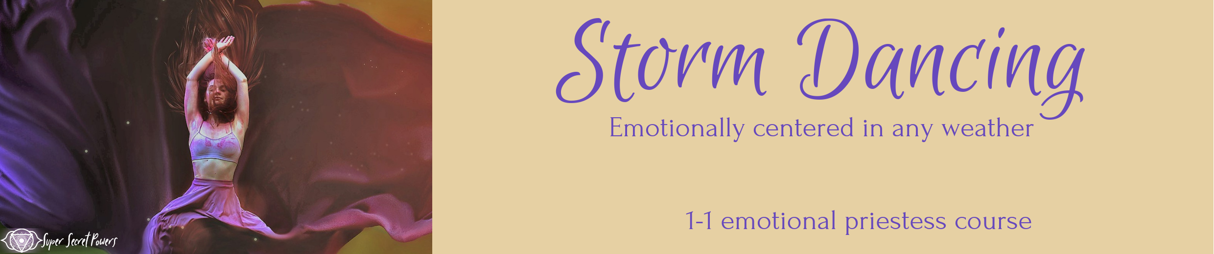 Stormdancing emotional magickal healing