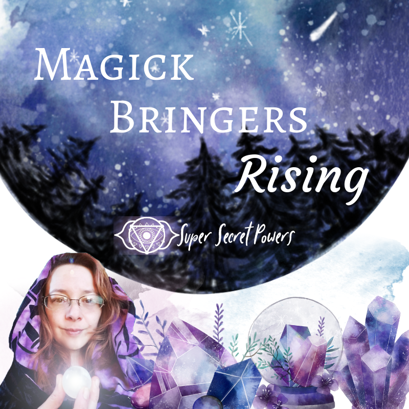 Magick bringers rising free FB group