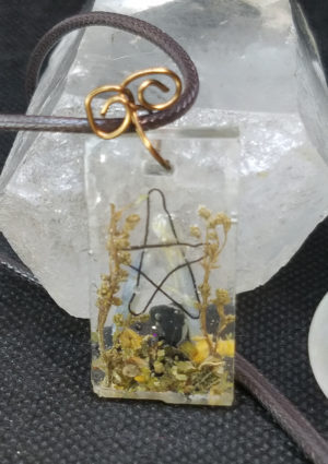 Primative Protection Pendant