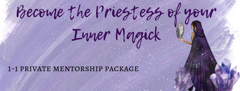 Become the Priestess of your Inner Magick