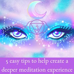 5 easy tips to help create a deeper meditation experience