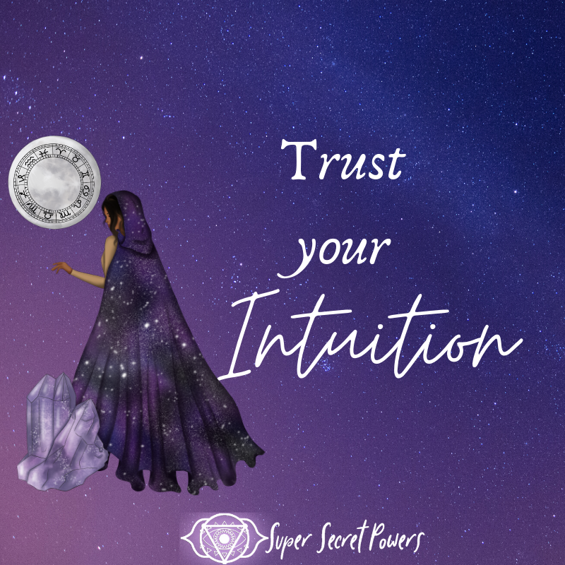 trust your intuition course